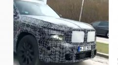 Could This Be BMW's New Flagship X8 M SUV - Spy Images