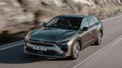 Citroen Globally Unveils New Flagship Model - The C5X