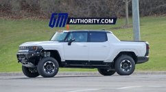 GMC Hummer EV Pickup Nearly Wheelies During Hard Launch