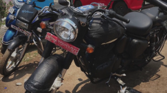 New Royal Enfield Classic 350 Spied Testing Yet Again