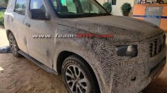 Next-Gen Mahindra Scorpio Alloy Wheel Design Revealed