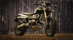 New Triumph Scrambler 1200 Steve McQueen Edition Revealed