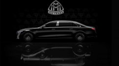 New Mercedes S-Class V12 to Commemorate Maybach Centennial, TEASED