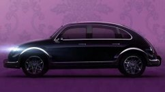 This Volkswagen Beetle is Actually a Chinese Clone