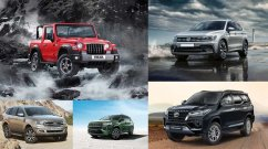 Top 5 4x4 SUVs You Can Buy Under INR 40 Lakh