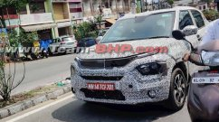 Tata HBX Front End Styling Revealed In New Spy Shots