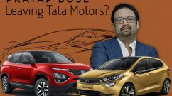 Design Maestro Responsible For Tata Harrier, Altroz Moves On