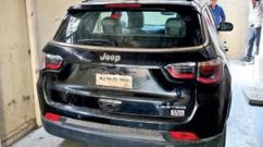 Man Uses Same Registration on Identical Jeep Compass SUVs, Nabbed