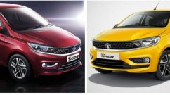 Tata Tiago and Tigor Get a Suprise Update - Video