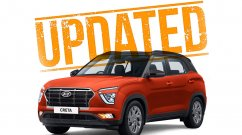 Hyundai Creta Gets Updated Features List Across All Trims