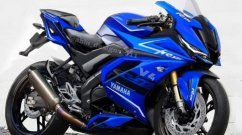 Yamaha R15 v4.0 Digitally Imagined, Looks Drop Dead Gorgeous