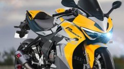 This Hero Passion Pro 400 Render Can Put TVS Apache RR 310 to Shame