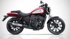 Hero-Harley-Davidson Twin-Cyl Middleweights Visualised - IAB Rendering