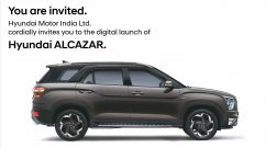 Hyundai Alcazar (MG Hector Plus-rival) to Launch on June 18