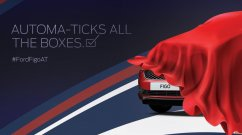 Ford Figo AT Teased, India Launch Date Revealed
