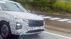 New Hyundai Creta Front Look Revealed via New Spy Shot