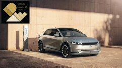 Hyundai IONIQ 5 EV Receives Gold Award at 2021 IDEA