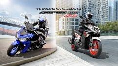 Yamaha Aerox 155 Launched, Should Aprilia SXR 160 be Worried?