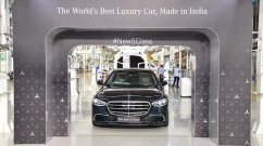 Mercedes-Benz S-Class Production in India Commences