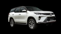 Toyota Fortuner Legender Now Available in 4x4 Variant