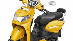 Hero Pleasure + XTEC with Bluetooth, LED Headlamp Launched