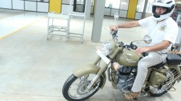 Royal Enfield to invest INR 500 crore in Tamil Nadu manufacturing facilities - Report