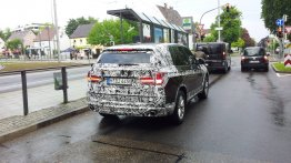2014 BMW X5 spotted again in Germany