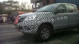Spied - What is the Foton Tunland doing in Pune?