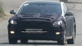 Spied - Hyundai Mistra continues testing in Korea