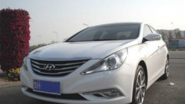 Spied - Hyundai Sonata gets another round of changes in Korea
