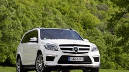 IAB Report - Mercedes India to launch GL63 AMG on April 15
