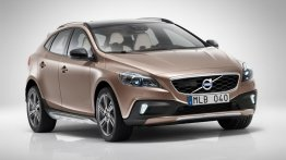 Volvo V40 Cross Country to launch in India on June 14