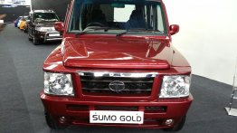 [Specification Sheets and Press Release Updated] 2013 Tata Sumo Gold priced from INR 5.83 lakhs, gets more equipment to compete with the Mahindra Bolero