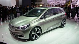 BMW to World Premiere Concept Active Tourer Outdoor on July 12. Is this is the 7-seater BMW MPV?