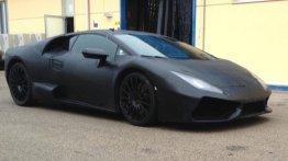 Spied - Lamborghini Gallardo successor caught on test, could be called the Cabrera