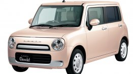 Suzuki Alto Lapin 'Chocolat' variant sounds inviting to the sweet tooth!