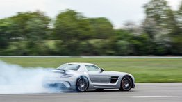 Report - Mercedes to bid farewell to the SLS AMG next week with a 'Final Edition'