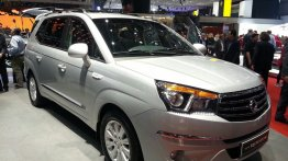 Ssangyong Stavic (Rodius) to be launched in Russia this October