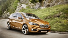BMW Concept Active Tourer Outdoor previews the 1 Series GT; 7-seater Innova impersonation also coming