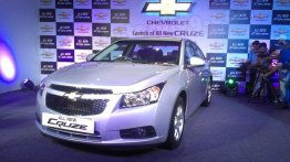 Report - Next gen Chevrolet Cruze delayed by a year?