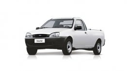 Ford Ikon based Courier pickup finally hangs up its boots in Brazil