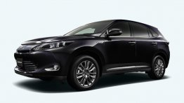Toyota Harrier makes a comeback after skipping a generation