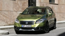 Suzuki SX4 S-Cross is its full name! Surprised?