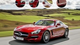 Rendering - The Mercedes SLC wants to humble the Porsche 911, but can it?