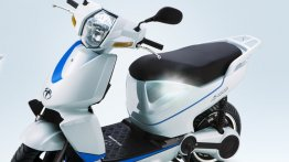 Terra A4000i is an electric scooter aided by the iPhone, Indian launch in late 2013