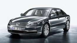 2015 VW Phaeton could make its debut at the 2014 Detroit Motor Show