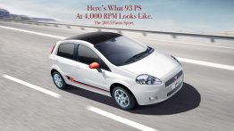 Fiat India to re-launch pre-facelift Punto as 'Punto Pure' - Report
