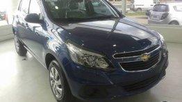 Brazil - 2014 Chevrolet Agile (facelift) reaches dealers