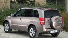 UK - India-made Suzuki Alto and Grand Vitara axed for 2015