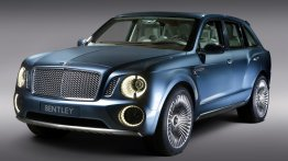 Bentley EXP 9F SUV to launch in Q1 2016, 2014 Mulsanne in India by December